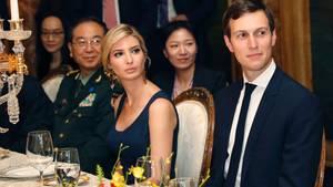 Ivanka Trump hat sich für den chinesischen Präsidenten Xi Jinping etwas ausgedacht