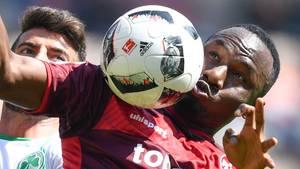 Der 1. FC Kaiserslautern hat gegen Greuther Fürth mit 2:0 gewonnen