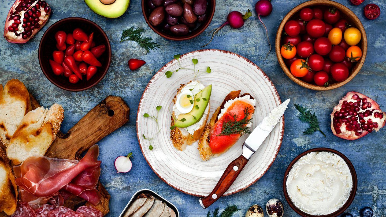 Diät zur Heilung von Magenviren