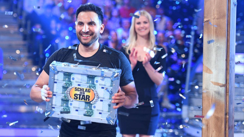 Schlag den Star Attila Hildmann gewinnt