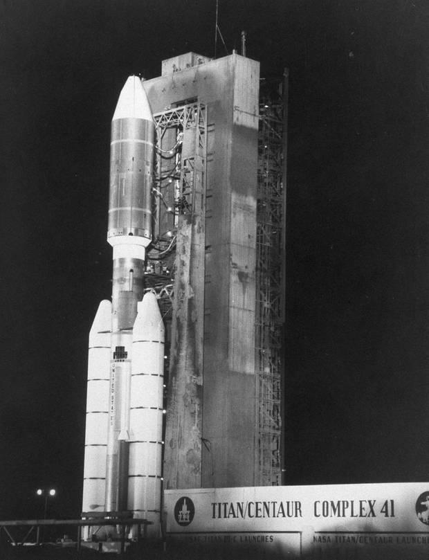 Titan-Centaur-Trägerrakete