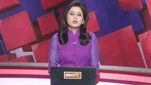 Supreet Kaur musste den Tod ihres Ehemanns live im Fernsehen verkünden