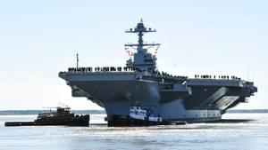 Flugzeugträger des US-Militärs