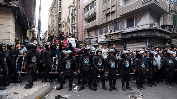 Ägypten - Anschlag - Auswärtiges Amt - Terror