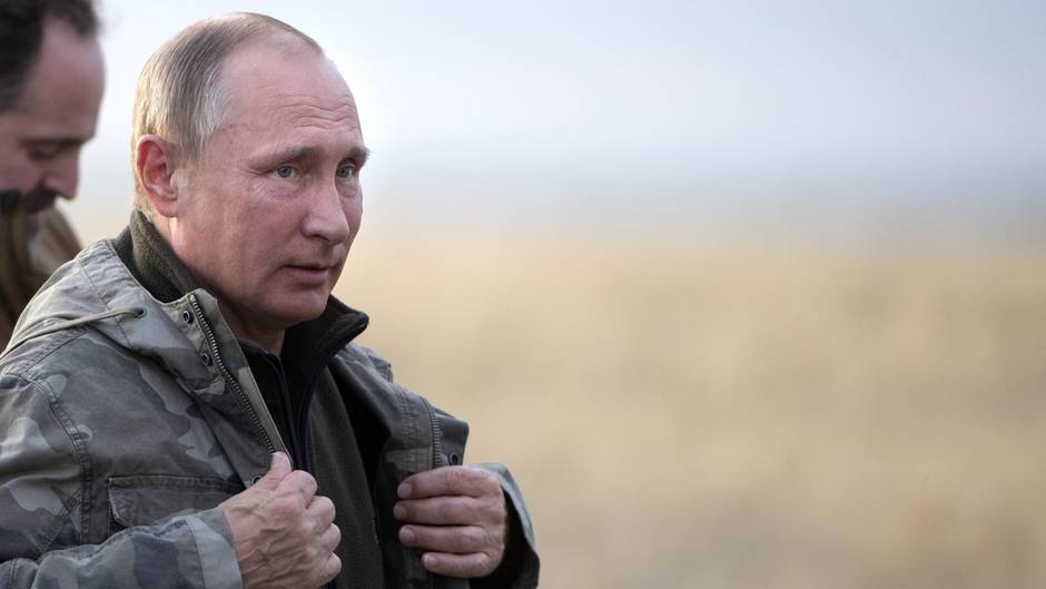 Wladimir Putin hält nach wie vor an Assad als Russlands Verbpündetem fest