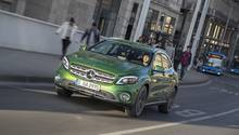 Mercedes GLA 200d 4matic