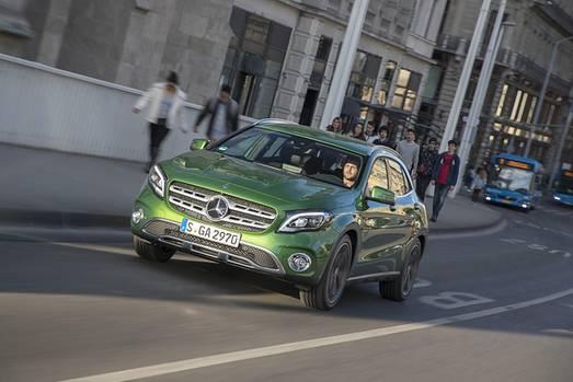 Mercedes GLA 200d 4matic