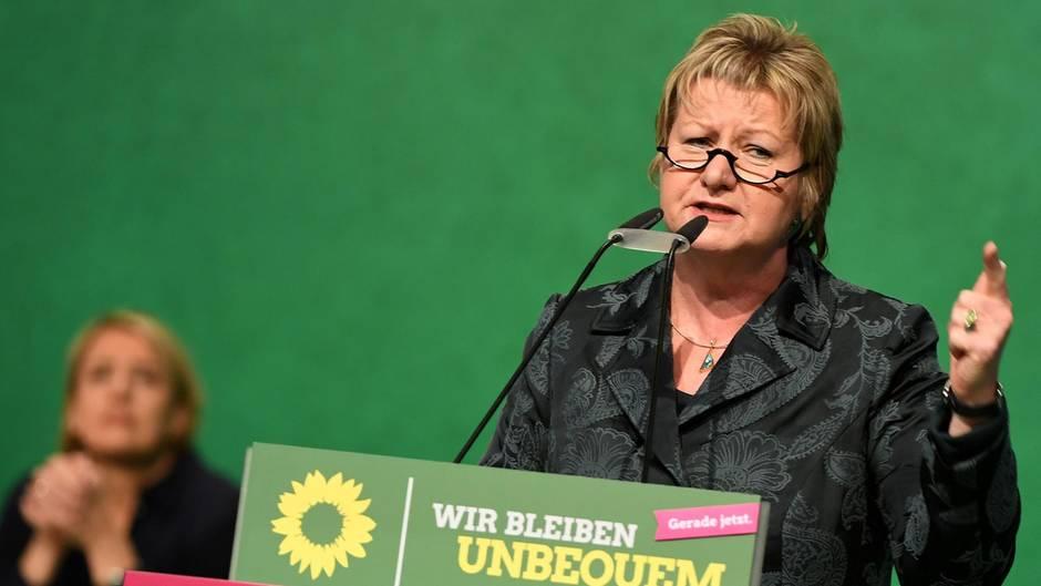 So reagieren Grüne auf den Auto-Vorwurf gegen Ministerin Sylvia Löhrmann
