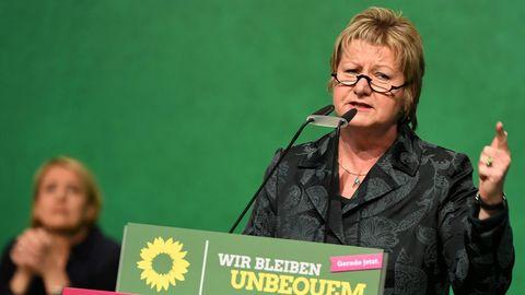 NRW-Bildungsministerin Sylvia Löhrmann