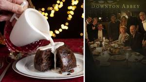 Kein Festtag ohne Plum Pudding bei Downton Abbey