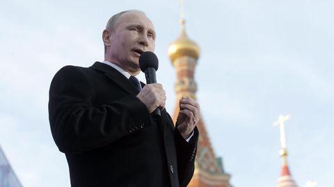Wladimir Putin macht Russland zu einem unumgänglichen Spieler in der Weltpolitik