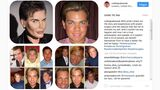 """Auf Instagram dokumentiert Alves seine unheimliche Verwandlung vom pausbäckigen Jugendlichen zum menschlichen Ken. """"Ich könnte nicht glücklicher sein"""", schreibt der vom Schönheitswahn besessene Alves dazu. Wer allerdings die Leiden, die hinter den vielen Operationen stecken, sieht, bekommt Zweifel."""