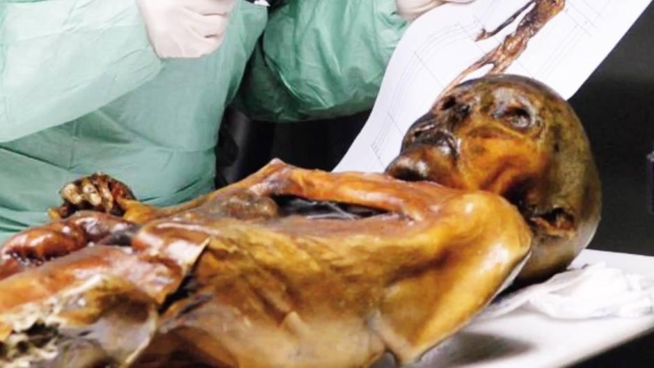 Kriminalfall aufgedeckt: So grausam starb der Steinzeitmensch Ötzi