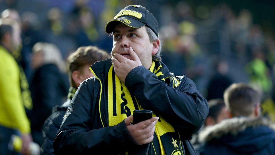 BVB Spieler Reaktionen