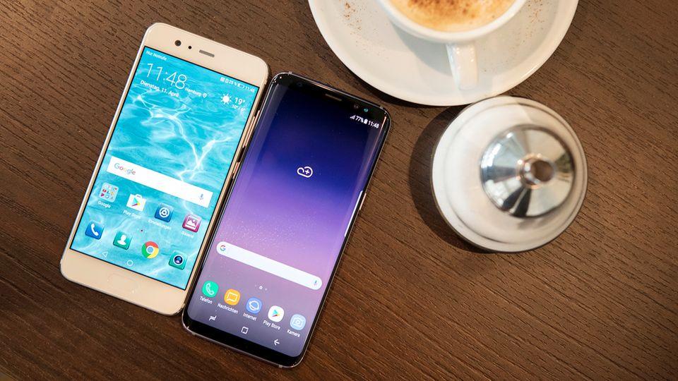 Neues Smartphone: Huawei P10 im Test: Lohnt sich das Leica-Smartphone?
