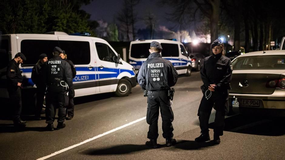 Ermittlungen in Dortmund