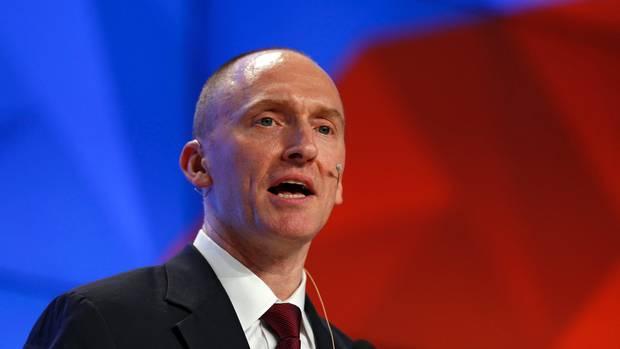 Das FBI verdächtigt Carter Page ein Agent Russlands zu sein