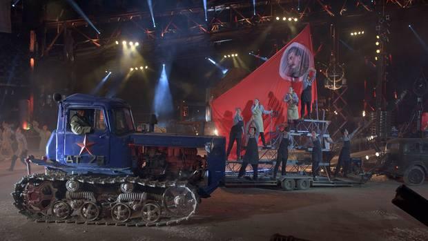 Russland Serie TV-Show