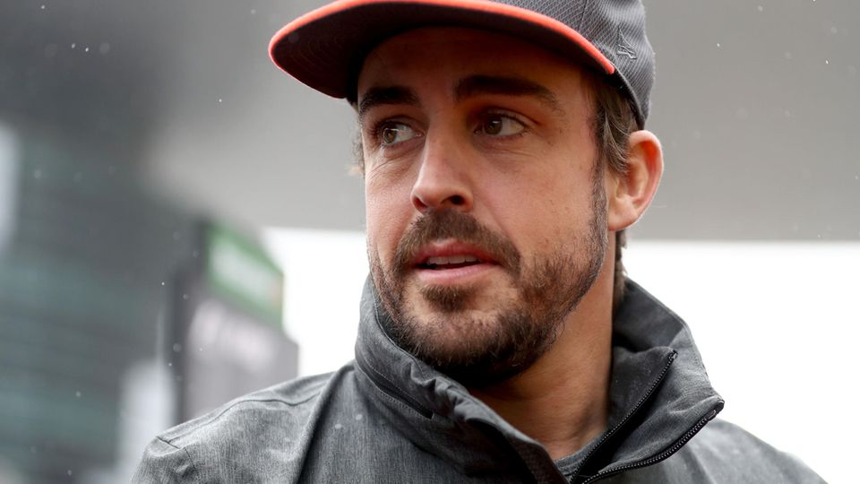 Formel 1 2017 - Fernando Alonso - Monaco