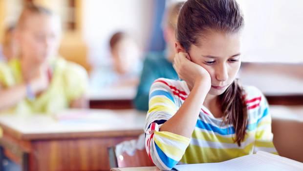 Disziplin und Selbstbeherrschung sind schon in der Schule wichtig.