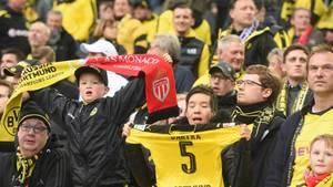 BVB Spiel läuft