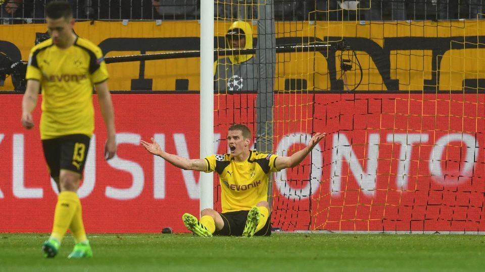 BVB Sven Bender