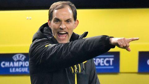 BVB-Trainer Thomas Tuchel hat die Uefa für den frühen Nachholtermin heftig kritisiert