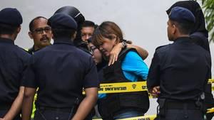 Die Vietnamesin Doan Thi Huoang soll am Giftmord an Kim Jong Nam beteiligt gewesen sein