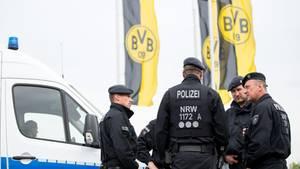 Polizei beim BVB - IS-Mitglied hat nichts mit dem Attentat zu tun
