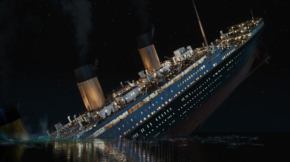 """""""Titanic"""" läuft über Ostern im Fernsehen"""