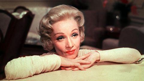 Marlene Dietrich erlangte als Schauspielerin und Sängerin Weltruhm