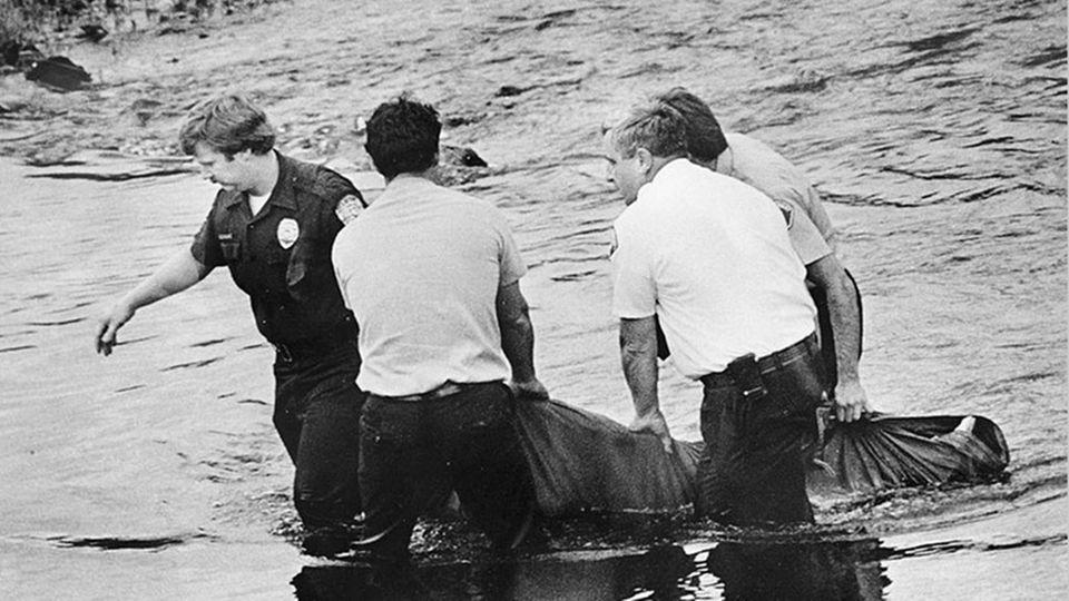 Mit ihr begann der Albtraum: Am 15. Juli 1982 wird die Leiche von Wendy Coffield im Green River entdeckt.