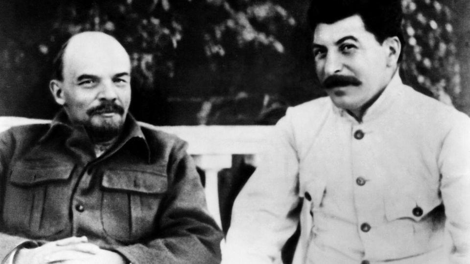 Lenin und Stalin