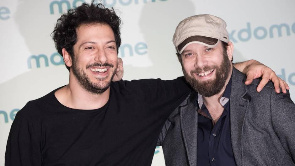 """Freundschaft: Christian Ulmen und Fahri Yardim spielen """"Jerks"""""""