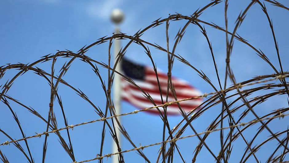 In einem US-Gefängnis bastelten Häftlinge sich zwei Computer (Symbolbild)