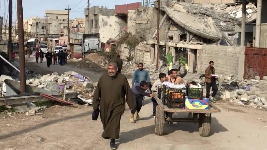 stern-Korrespondent in Mossul: Der Krieg ist noch immer allgegenwärtig