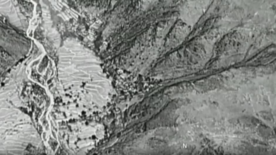 "Afghanistan: Militärvideo zeigt Abwurf der ""Mutter aller Bomben"""