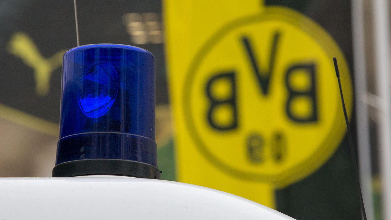 Blaulicht und BVB-Logo: Ermittlungen zum Anschlag auf den Team-Bus gehen weiter
