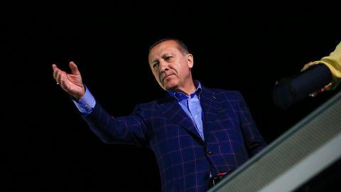 """""""Historische Entscheidung"""" - Erdogan lobt die Türken und ruft """"Sieg der gesamten Türkei"""" aus"""