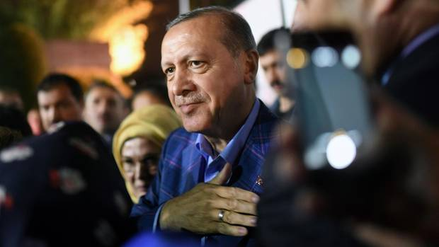 Erdogan und sein Präsidialsystem: Was ist anders als in Frankreich und den USA?