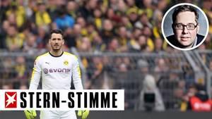 Im Wahsinn gefangen: Roman Bürki und der BVB