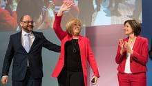 Hannelore Kraft und Malu Dreyer: Alles für den Martin