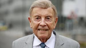 Porträt von Wildor Hollmann, Professor an der Sporthochschule Köln.