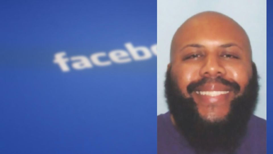 """""""Facebook Mörder""""Steve Stephens"""