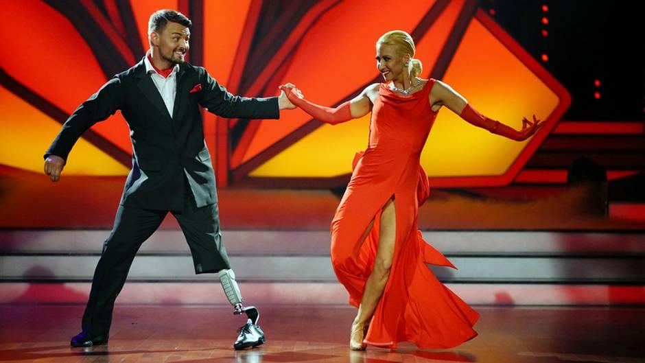 """Erfolgreich trotz Amputation: """"Let's Dance""""-Teilnehmer und Paralympionike Heinrich Popow.  Alle Infos zu """"Let´s Dance"""" im Special bei RTL.de."""