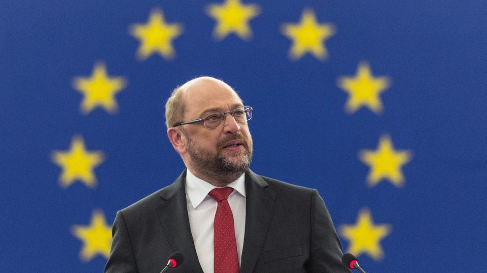 Neue Vorwürfe gegen Martin Schulz