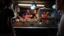 Bangkoks Straßenküchen