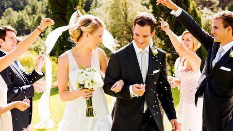 Hochzeit: Eine Ehe lohnt sich steuerlich
