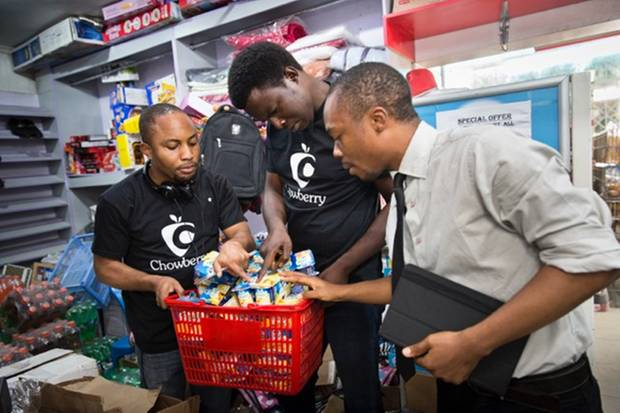 Chowberry: Wie Oscar Ekponimo mit einer App Nigerias Hungernden hilft