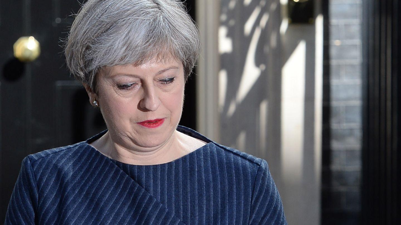 Theresa May hat die große Überraschung verkündet